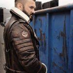 Fallout 4 Elder Maxson Cosplay Fur Battle Coat
