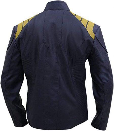 Chris Pine Star Trek Beyond Blue Costume Jacket