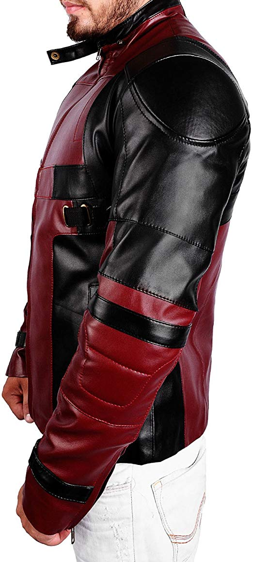 71b9-3Ryan Reynolds Deadpool Wade Wilson Leather Costume5QGHL._AC_UX522_