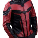 Ant Man and the Wasp Paul Rudd (Scott Lang) Leather Costume Jacket
