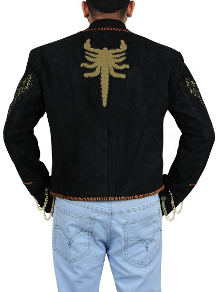Once Upon A Time In Mexico Antonio Banderas El Mariachi Jacket Mk Jackets