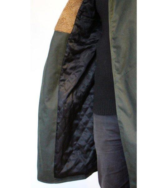 Blade-Runner-2049-Officer-K-Black-Leather-Fur-Shearling-Coat-510×600