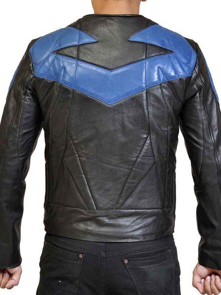 Danny-Shepherd-Nightwing-Leather-Jacket-450×600
