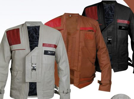 The Force Awakens Star Wars Finn (John Boyega) Jacket