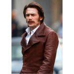 The Deuce James Franco Vintage Leather Jacket