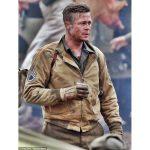 Fury-Brad-Pitt-Wardaddy-Tanker-Bomber-Jacket-800×800