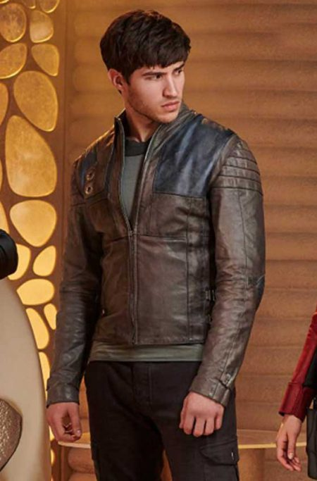 Cameron Cuffe Seg El Krypton Jacket