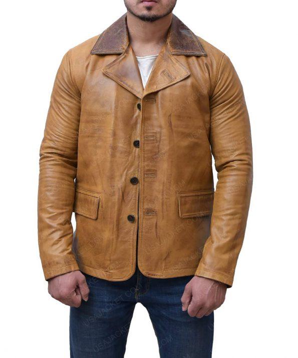 Red Dead Redemption II Arthur Morgan Brown Leather Jacket