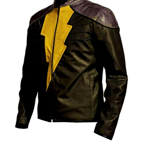 Shazam-Black-Faux-Leather-Jacket-2