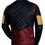 The Flash Cisco Ramon (Carlos Valdes) Vibe Costume Leather Jacket