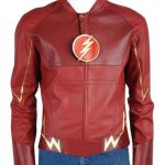The Flash Grant Gustin (Barry Allen) Cosplay Costume