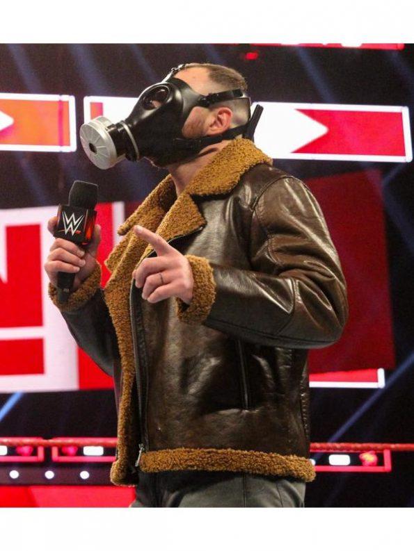 WWE-ROW-Professional-Wrestler-Dean-Ambrose-Bomber-Jacket-4