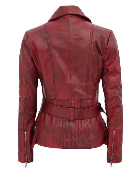 Womens_Burgundy_Biker_Leather_Jacket__33186_zoom