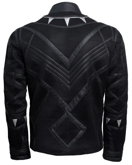 Black Panther Captain America Civil War Costume Jacket