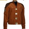 Battlestar Galactica Richard Hatch Warriors Viper Pilot Jacket