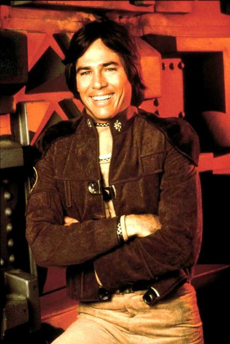 Battlestar Galactica Richard Hatch Warriors Viper Pilot Jacket
