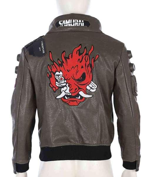 samurai-cyberpunk-2077-leather-jacket