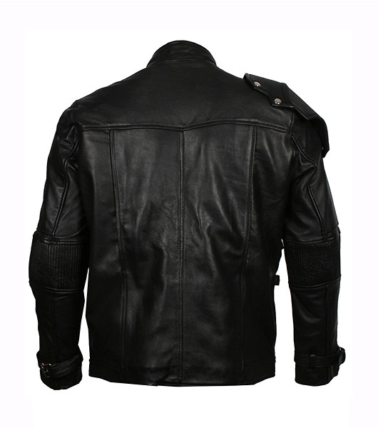 Mens-Chris-Pratt-Star-Lord-Guardians-of-The-Galaxy-Vol-2-Real-Leather-Jacket-back