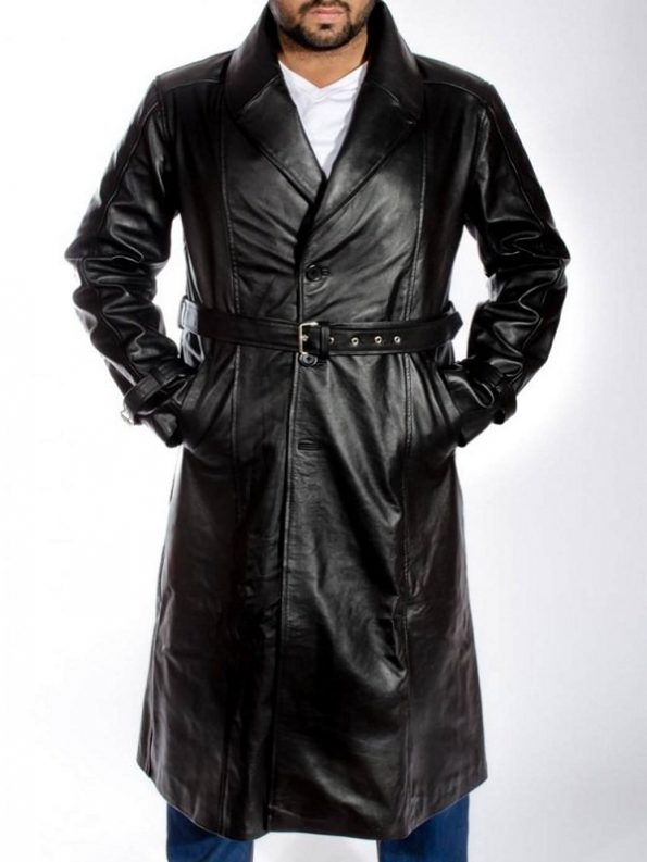 Mickey-Rourke-Sin-City-Trench-Leather-Coat-3