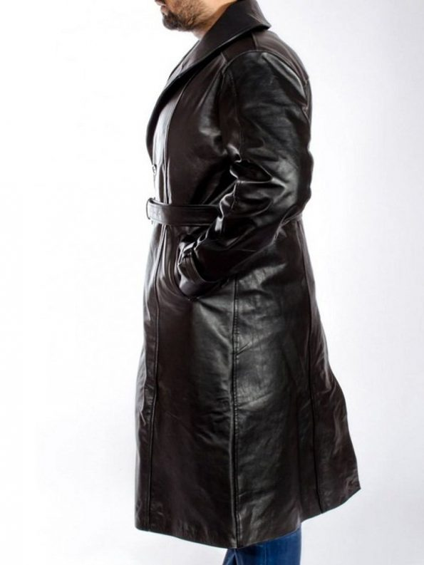 Mickey-Rourke-Sin-City-Trench-Leather-Coat