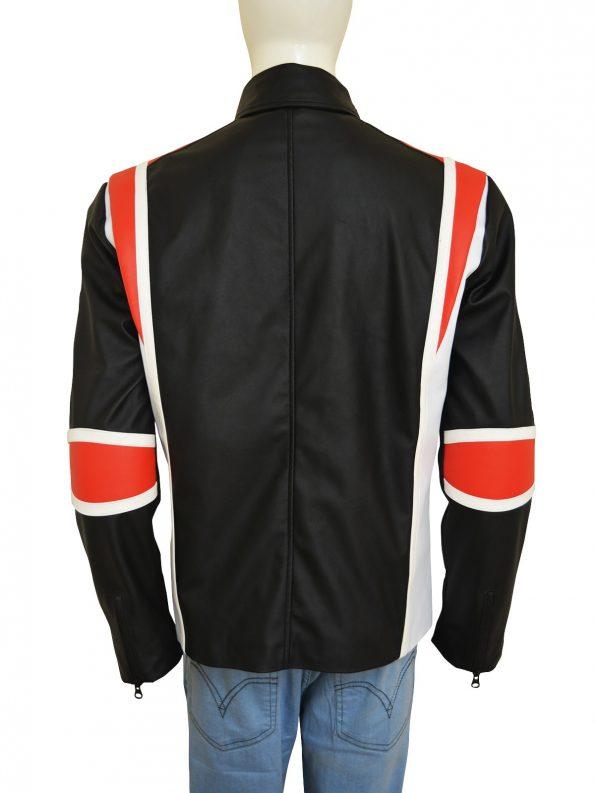 Eddie-The-Eagle-Bronson-Peary-Black-Leather-Jacket