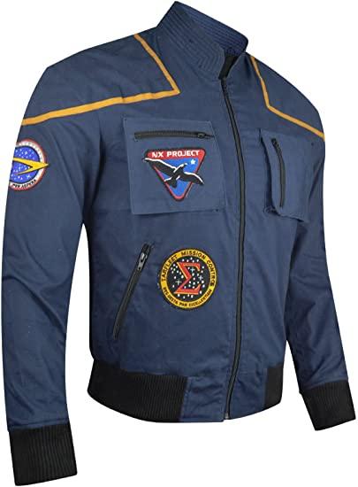 Star Trek Captain Jonathan Archer Jacket