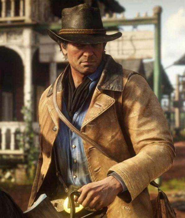 Arthur-Morgan-Brown-Gaming-Jacket