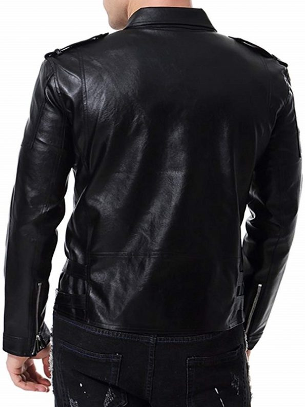 Classic-Faux-Leather-Jacket-For-Mens