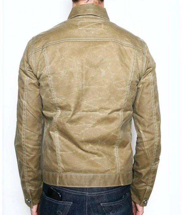 Daniel-Craig-No-Time-To-Die-Tan-Jacket