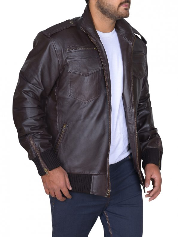 Jake-Peralta-Brooklyn-Nine-Nine-Andy-Samberg-Leather-Jacket
