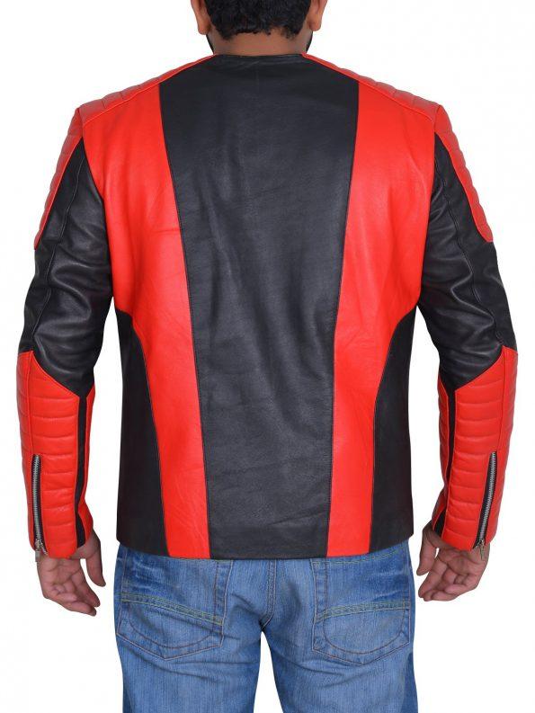 Martin-Garrix-Red-Black-Jacket