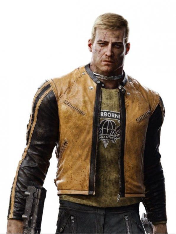 Wolfenstein-2-The-New-Colossus-Yellow-Biker-Jacket