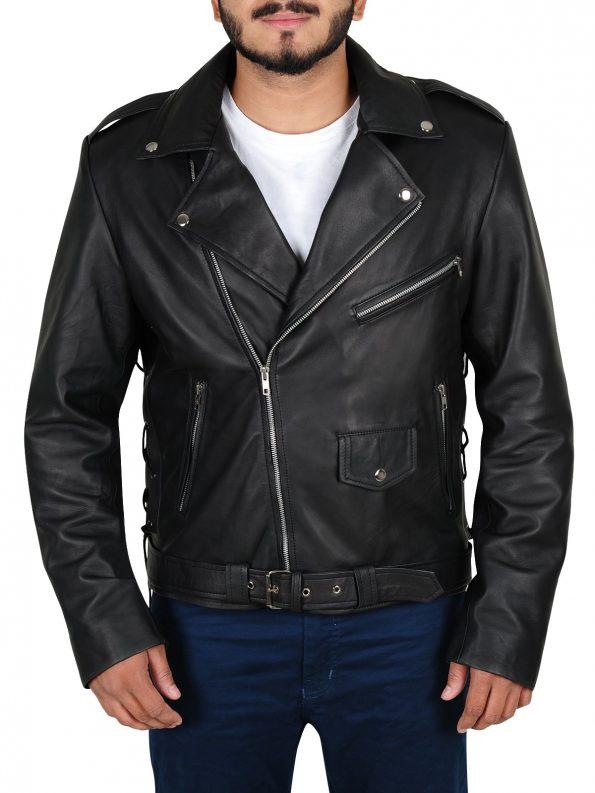 Wwe-Triple-H-Black-Leather-Jacket-9