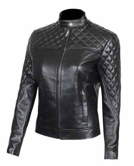 black-quilted-jacket-women