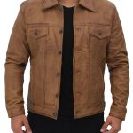 tan-leather-trucker-jacket-men