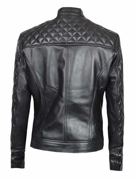 ladies-leather-jacket-quilted