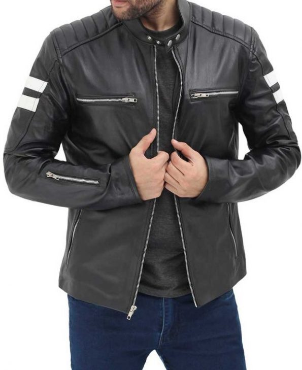 zipper-leather-jacket-with-standup-collar-620×760